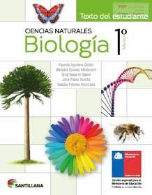 Libro de Biologia de 1 Medio para 2020