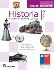 Libro de Historia 1 Medio PDF para descargar