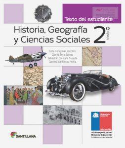 Libro de Historia 2 Medio PDF