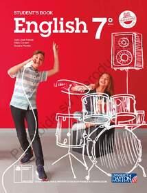 Libro de Ingles de 7 Basico para 2020