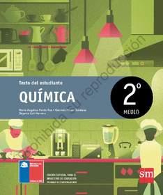 Libro De Quimica 2 Medio 2020 Pdf
