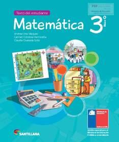 Libro de Matemáticas 3 Básico 2020