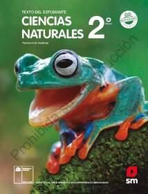 Libro de Ciencias Naturales 2 Basico 2020