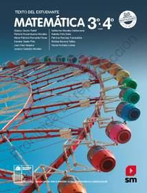 Libro de Matematicas 3 y 4 Medio PDF