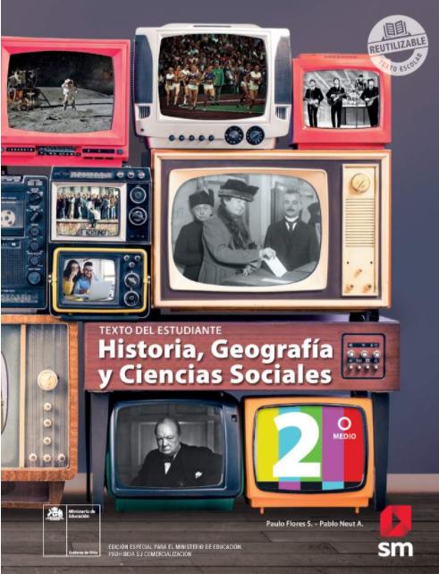Libro de Historia 2 Medio 2021 PDF