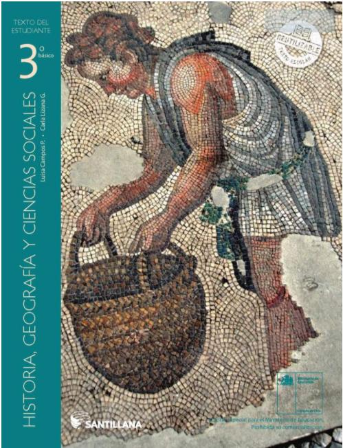 Libro de Historia 3 Básico 2020 / 2021