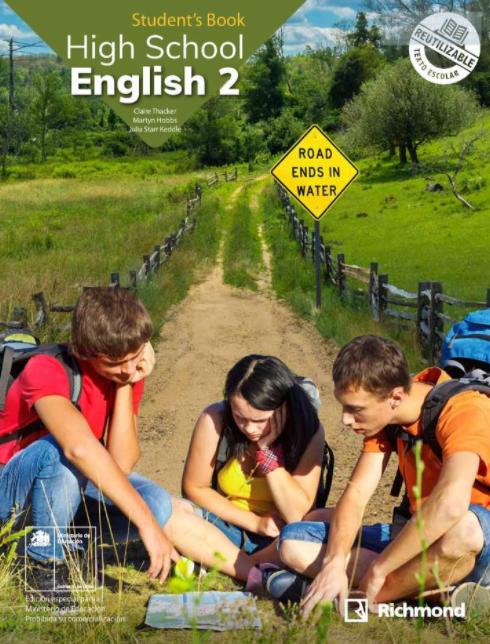 Libro de Ingles 2 Medio 2020 / 2021 PDF