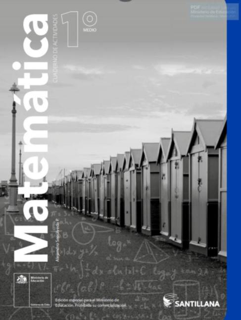 Cuadernillo de Matematicas 1 Medio 2020 2021