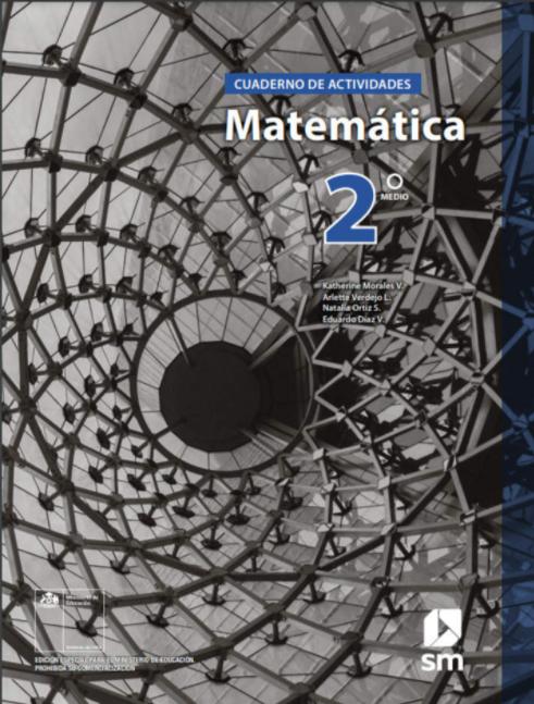 Cuadernillo de Matematicas 2 Medio 2020 2021 PDF