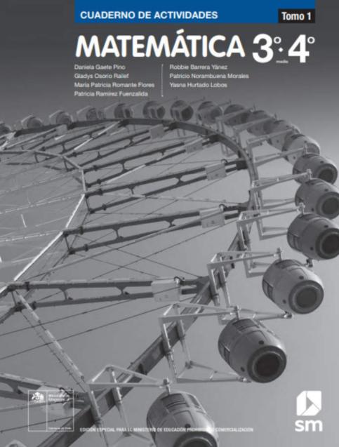 Cuadernillo de Matematicas 3 y 4 Medio 2020 2021 PDF