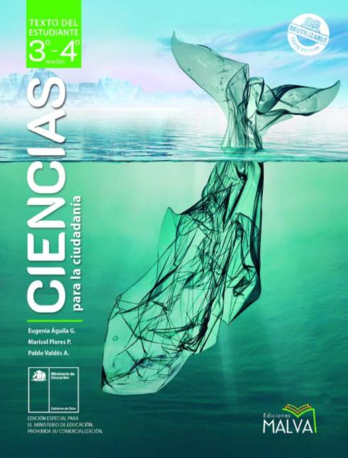 Libro de Ciencias para la Ciudadania 3 y 4 Medio 2020 2021 PDF