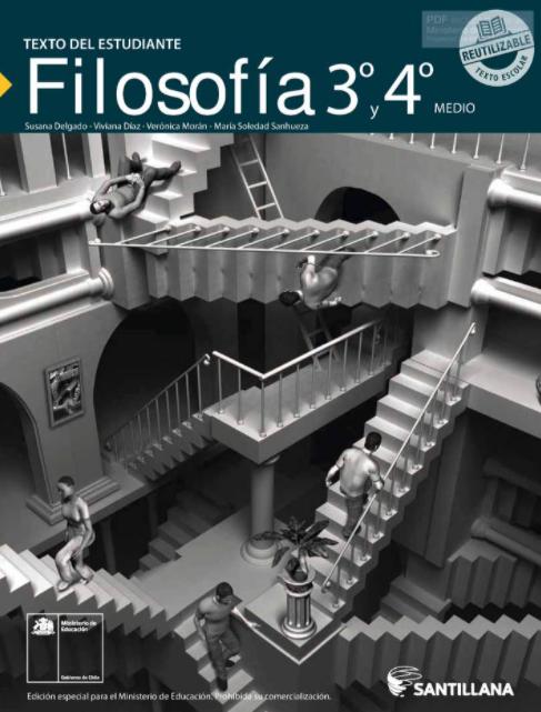 Libro de Filosofia 3 y 4 Medio 2020 2021 PDF