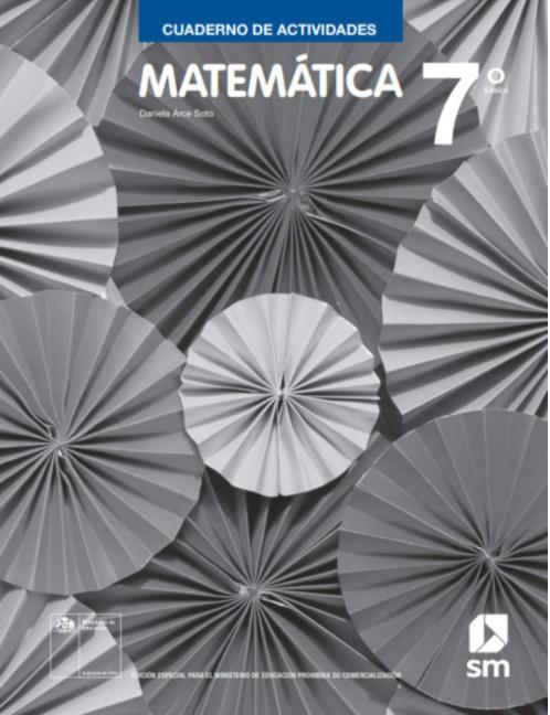 cuadernillo de matemáticas 7 básico 2020